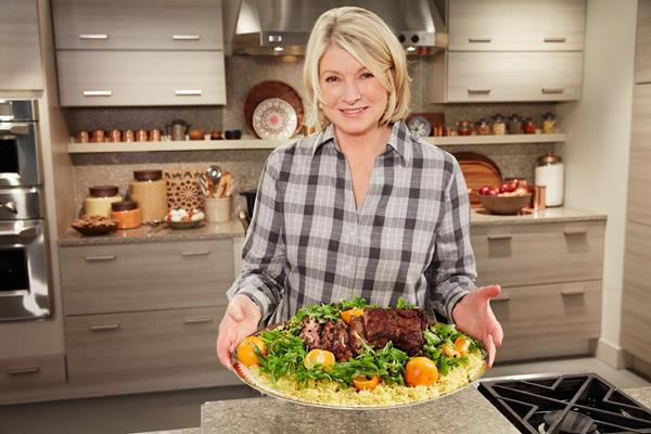 Martha Stewart's Cooking School Season 5
