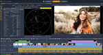 Pinnacle Studio 23 Ultimate Selective Vectorscope