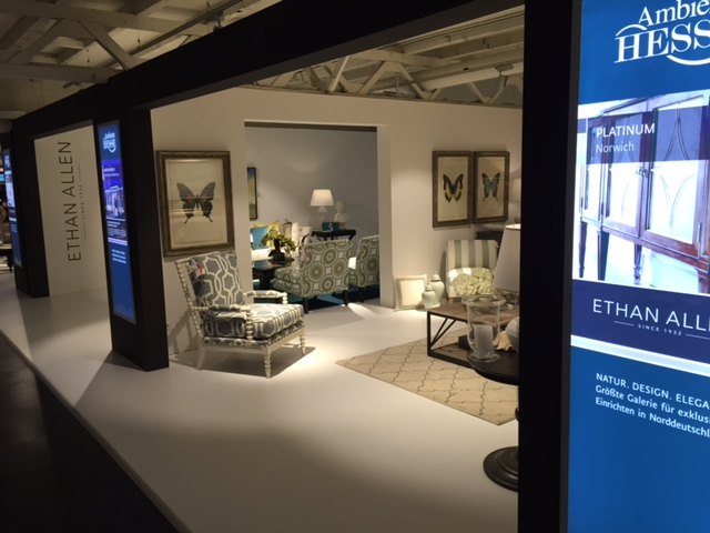 Ethan Allen Has Partnered With Hannover, Germanyu0027s Preeminent Furniture  Retailer Möbel Hesse To Open A Distinctive New Ethan Allen Showroom In The  Storeu0027s ...