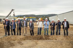 FLOWR AND SCOTTS' HAWTHORNE BREAK GROUND ON FIRST-OF-ITS