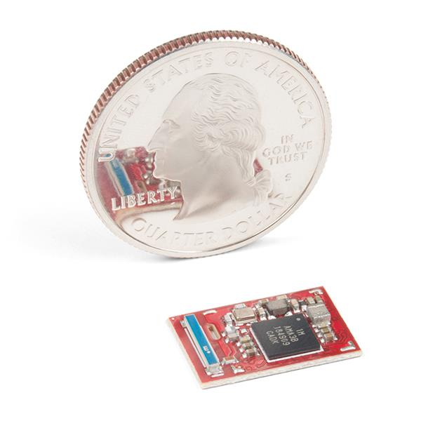SparkFun's Artemis module has earned FCC/IC/CE approval. Beyond its small size (15.5 x 10.5mm including antenna), key features of the ultra-low-power Artemis module include: cortex-M4F based BLE module using the Apollo3 microcontroller from Ambiq; advanced HAL (hardware abstraction layer) allowing users to push the modern Cortex-M4F architecture; capability of running machine learning algorithms with the low current consumption of 6μA/MHz at 3.3V; integrated Bluetooth 5 low-energy radio and 2.4GHz antenna; all necessary circuitry for easy integration—large SMD pads and spacing allow for low-cost 2-layer carrier board implementations; programming over pre-configured serial bootloader or JTAG; ISO7816 Secure 'Smart Card' interface; secure firmware update system; flexible serial peripherals; rich set of clock sources; camera capable.