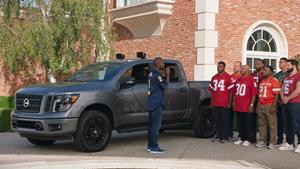 """Nissan's """"Heisman House"""" campaign enters eighth year with a"""