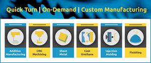 GoProto - Quick Turn, On-Demand, Custom Manufacturing