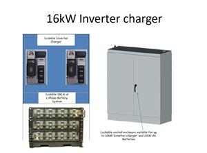 16kw Inverter Charger
