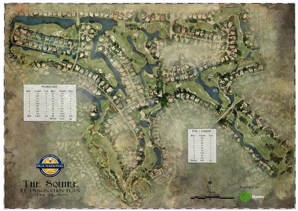 The Squire Course
