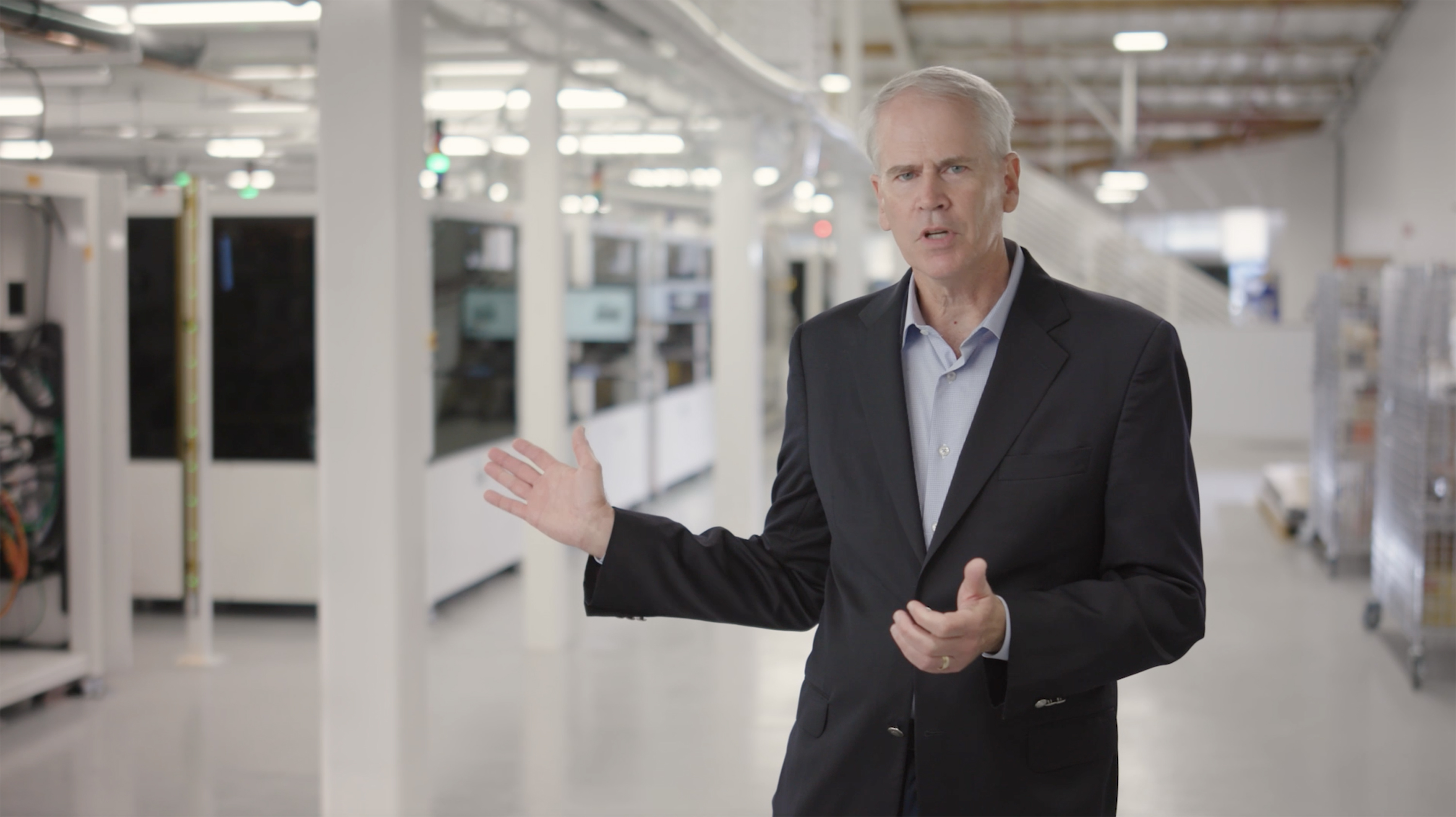 Harrold Rust, President and Chief Executive Officer of Enovix