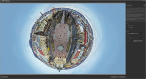 Edit Your 360° Photos
