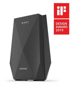 NETGEAR Nighthawk X6 Tri-band WiFi Mesh Extender Wins Prestigious iF