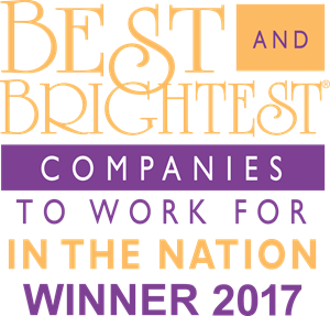 National Best and Brightest Program Logo