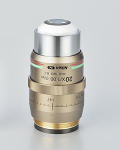 Nikon CFI90 20XC Glyc objective lens