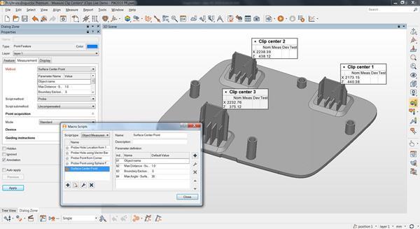 PolyWorks Metrology Suite Universal Platform