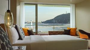 Waterfront Rooms Budapest