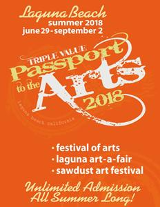 Celebrate the Arts with the 2018 Passport to the Arts