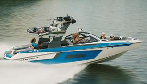 Introducing The New 2020 Malibu Wakesetter 23 Mxz Nasdaq Mbuu