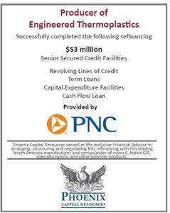Producer of Engineered Thermoplastics Tombstone