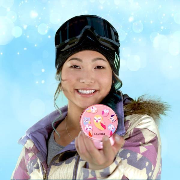 Chloe Kim, Pro Snowboarding Champion