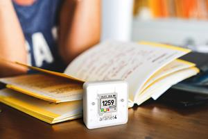 CO2Meter to Distribute Aranet Wireless Indoor Air Quality monitors to mitigate viruses indoors for Homes, Offices, and Classrooms