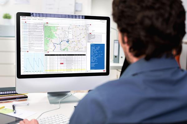 ORBCOMM Platform-Dispatch-Back Office