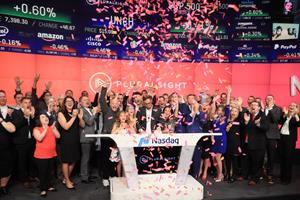 Pluralsight, Inc. (Nasdaq: PS) Rings The Nasdaq Stock Market Opening Bell in Celebration of its IPO