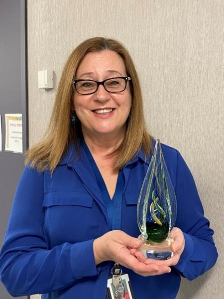 Zita Nausedas has received the 2020 Excellence in Clinical Teaching and Supervision award from the Michener Institute of Education at UHN