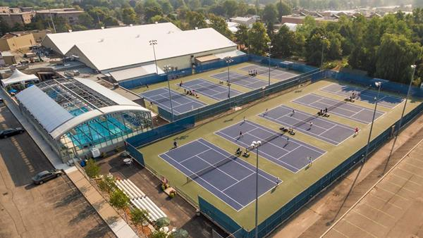 Ontario Racquet Club Increases Their Membership By 20% With Retractable Roof from OpenAire