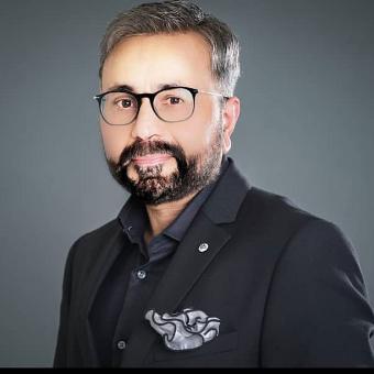 Qamar Zaman Chief Growth Officer for KISS PR best SEO Expert in Dallas