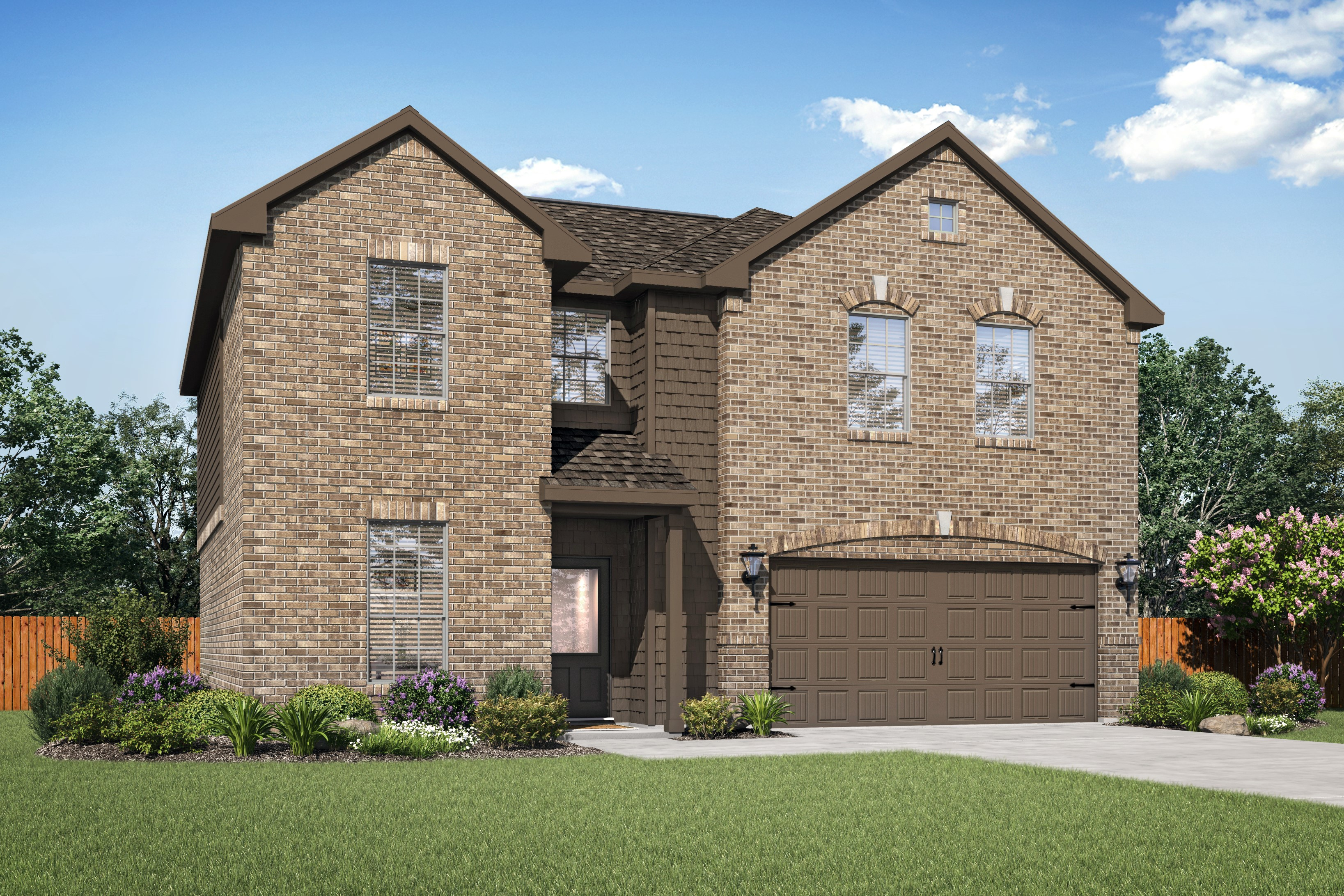 The beautiful Ozark plan is now available at Oak Ridge.