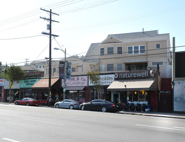 Hollywood/Silver Lake Submarket of Los Angeles, CA