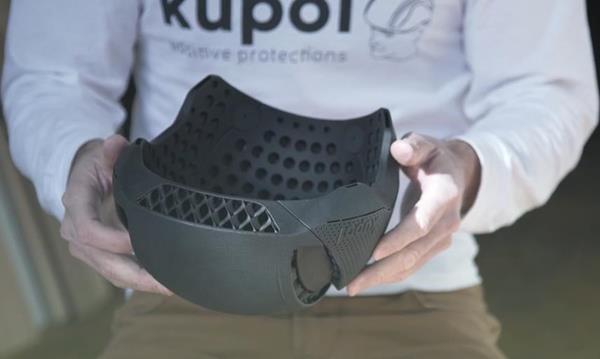Syncro Innovation Kupol Bike Helmet
