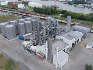 REG Emden Biodiesel Refinery