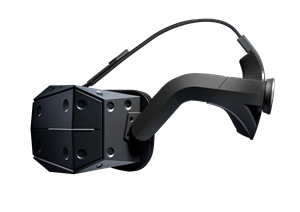 StarVR One Ergonomic Headset Design