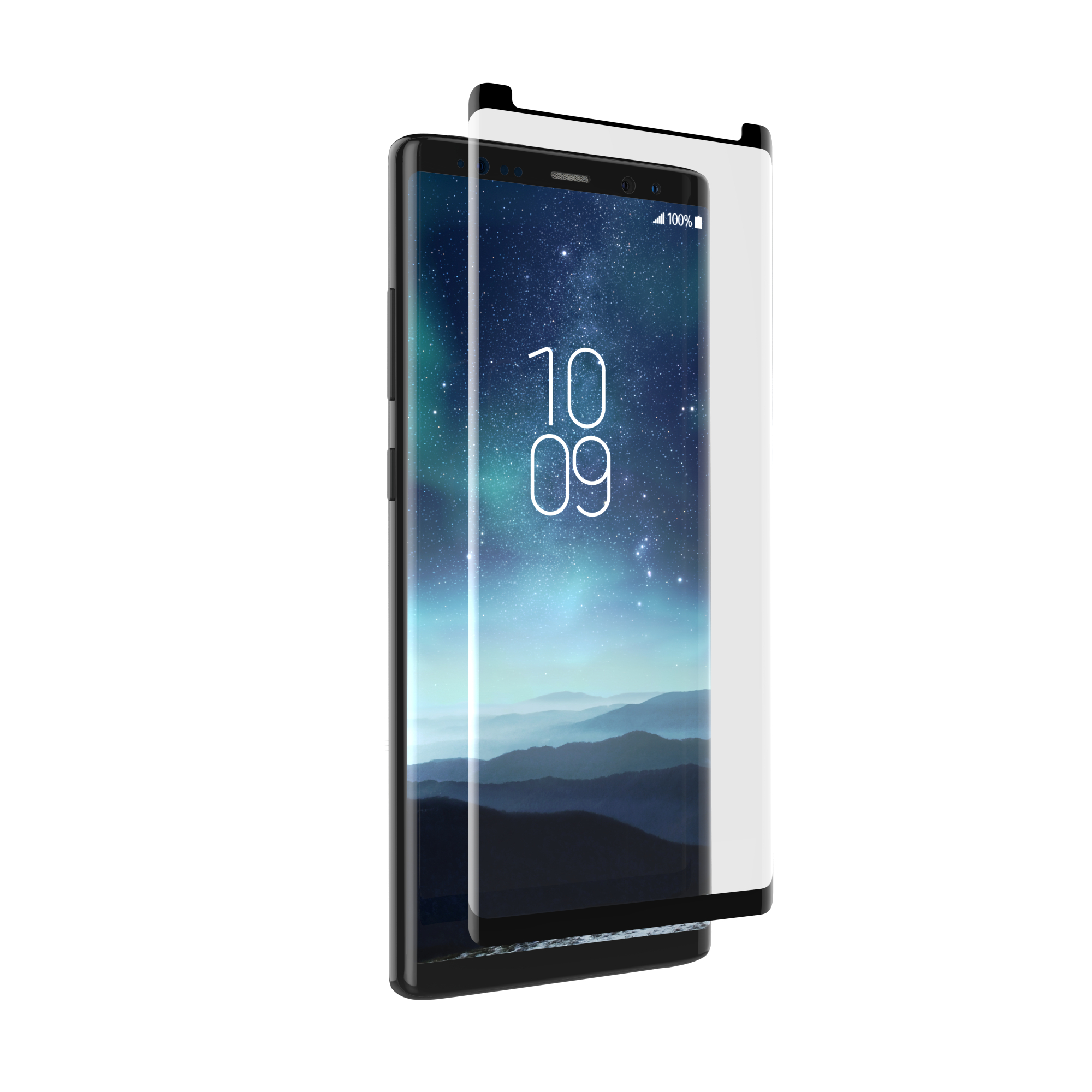InvisibleShield Glass Curve for the Samsung Galaxy Note8
