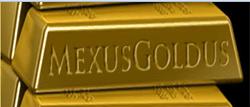 Mexus Gold U.S. Logo