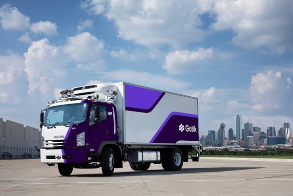 Gatik, Autonomous Delivery Network for the Middle Mile