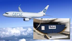 Telair Flexible Loading System