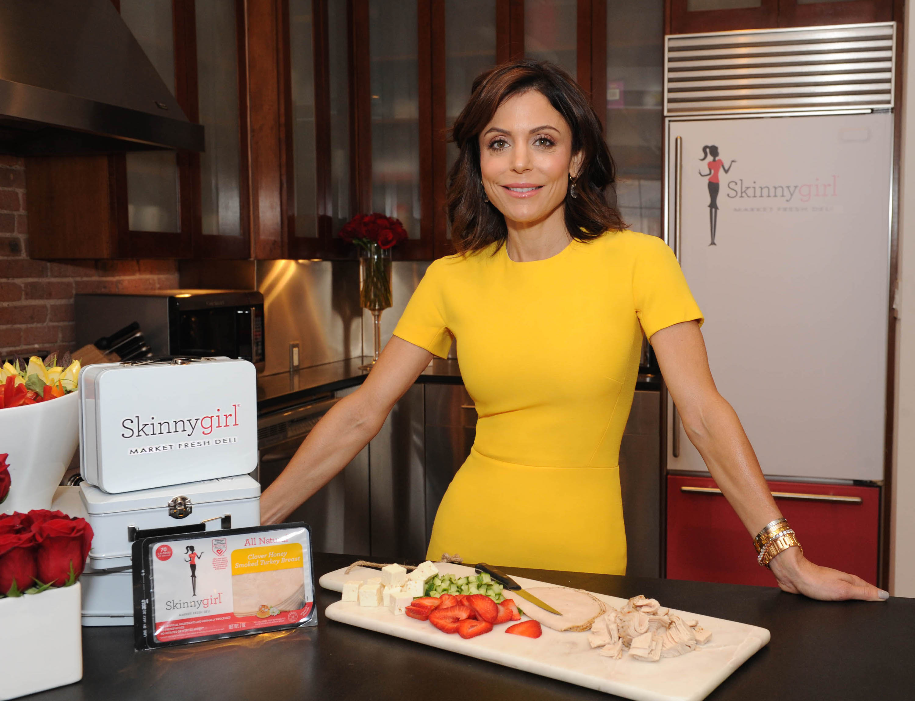 Skinnygirl Market Fresh Deli Press Release Image