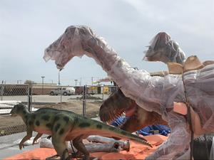 Dinosaurs Return To Kansas! Field Station: Dinosaurs' Second