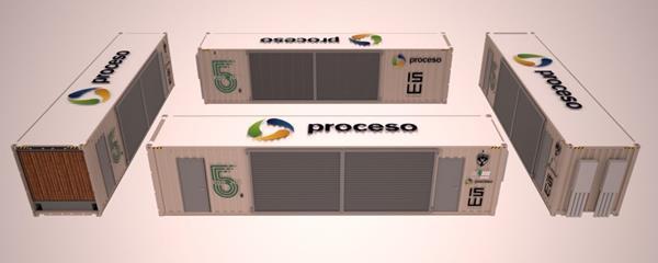 Proceso S19 Pod5ive Data Center