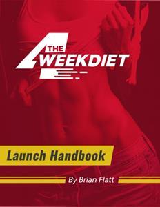 4 Week Diet Plan to Lose Weight Fast with Brian Flatt's