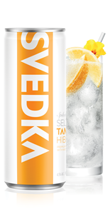 SVEDKA Spiked Premium Seltzer