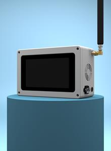 Rendering of Mobile Transceiver Unit