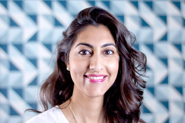 Luvleen Sidhu, Co-Founder and CEO of BankMobile