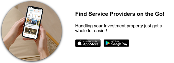 find service providers on the go
