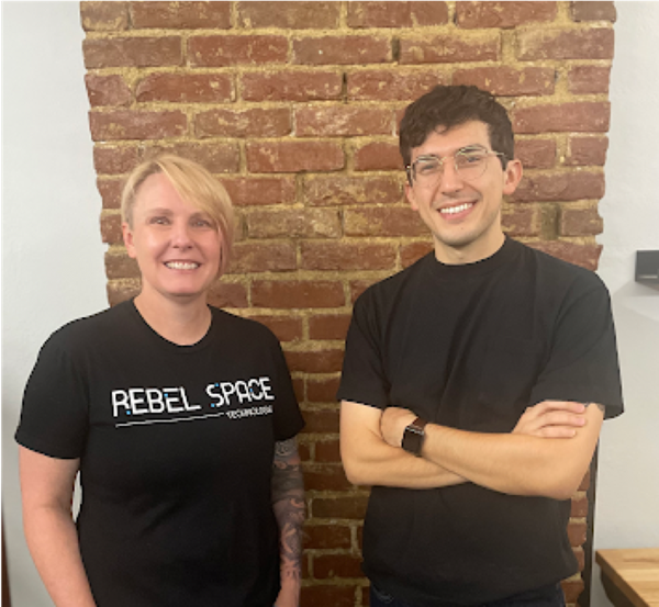 Rebel Space Technologies Co-Founders
