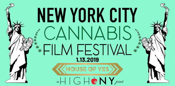 New York City Cannabis Film Festival at House of Yes