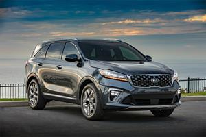 Refined Kia Sorento makes Canadian debut in Toronto at the