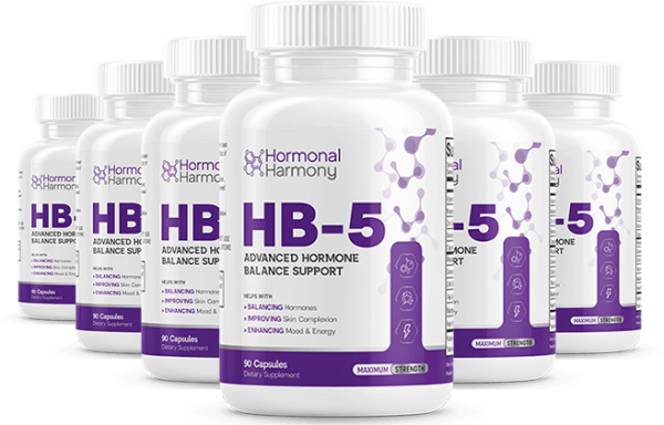 Hormonal Harmony HB-5 Supplement Reviews - ConsumersCompanion