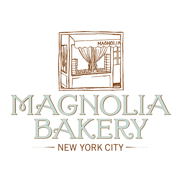 Magnolia Bakery opened its first store in New York City's West Village in 1996 and today can be found in New York City, Boston, Chicago, LA and Washington, D.C. in the U.S., as well as franchise locations throughout the Middle East and in the Philippines and India. Renowned for its classic American desserts, Magnolia Bakery serves freshly-baked cupcakes, cakes, cheesecakes, pies, cookies, brownies and bars and our world famous banana pudding, all made in small batches throughout the day at each location. In addition to what's offered in store, Magnolia Bakery ships some of its most popular desserts across the U.S., including banana pudding, cakes and cupcakes. The bakery also offers custom cakes, cupcakes and more through its Cake Salon, including tiered wedding cakes. To learn more about Magnolia Bakery, follow @magnoliabakery.