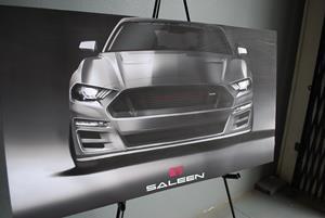 2018 Saleen rendering