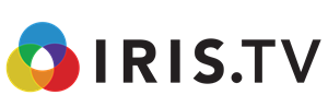 IRIS.TV Logo Black on Clear - Horizontal.png